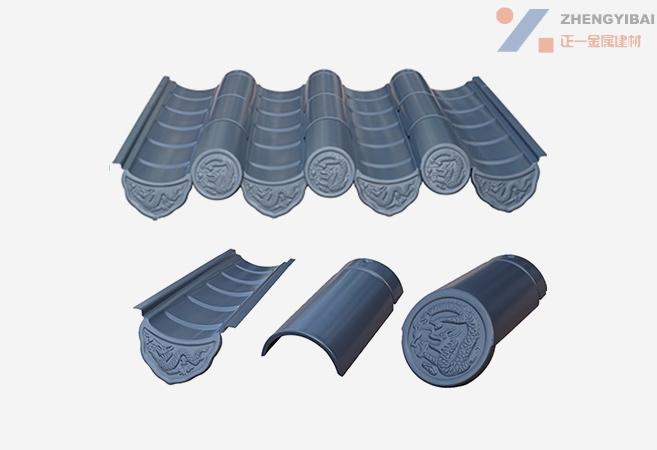 金属屋面瓦厂家:铝瓦规格有哪些?